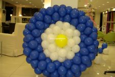 Kınık Balon Süsleme