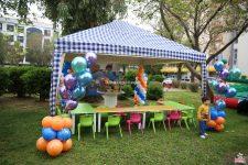 Doğum Günü Organizasyonu Balon Süsleme