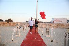 Çeşme Kumsalda Evlenme Teklifi Organizasyonu