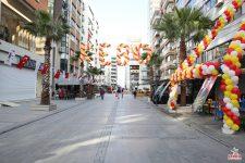 Açılış Organizasyonu Balon Süsleme