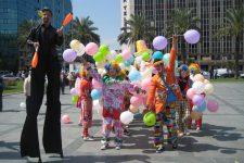 Baskılı Balon Dağıtımı